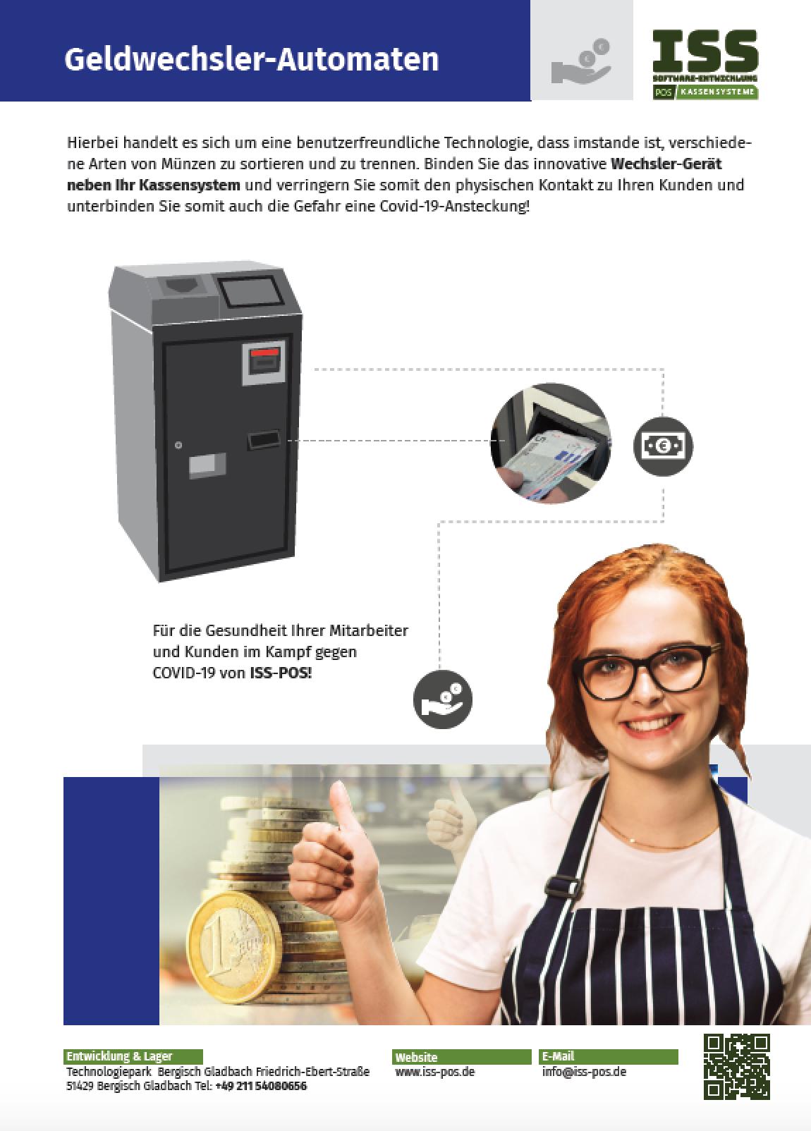 Geldwechsler-Automaten